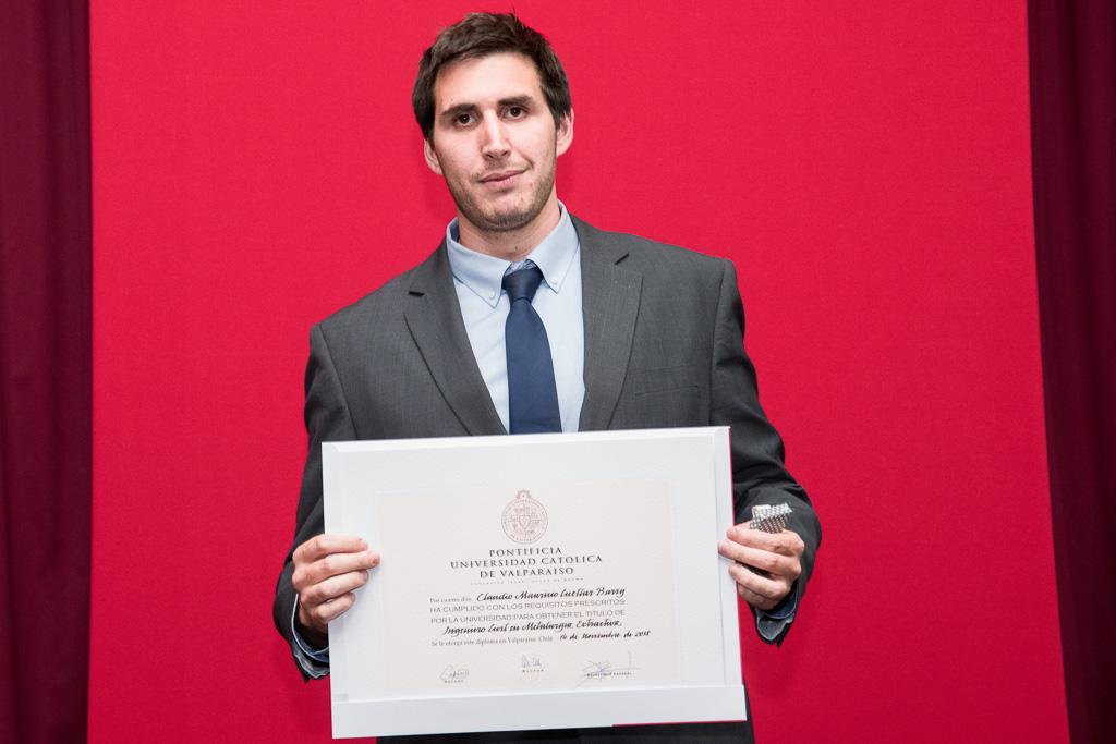 Claudio Cuellar B.