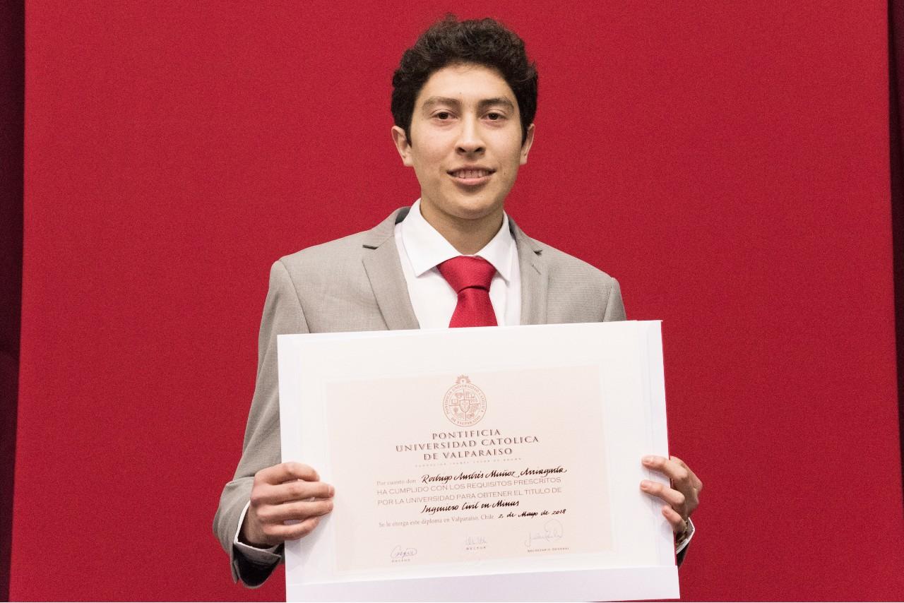 Rodrigo Muñoz A.